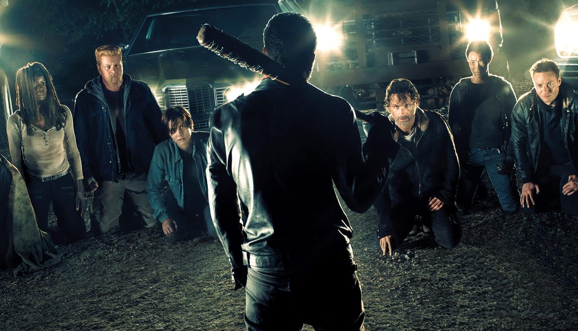 the walking dead season 7 ile ilgili görsel sonucu