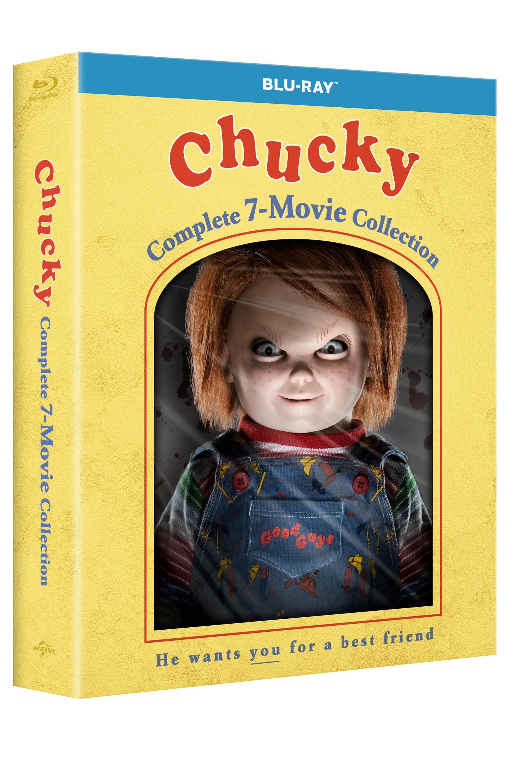 Chucky 7 release date in Perth