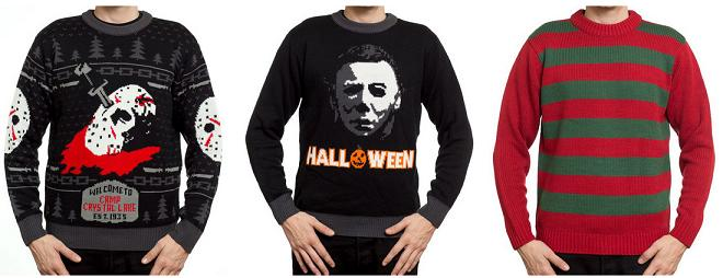 Clothing Co. Mondo Debuts Horror-Themed Line of Sweaters