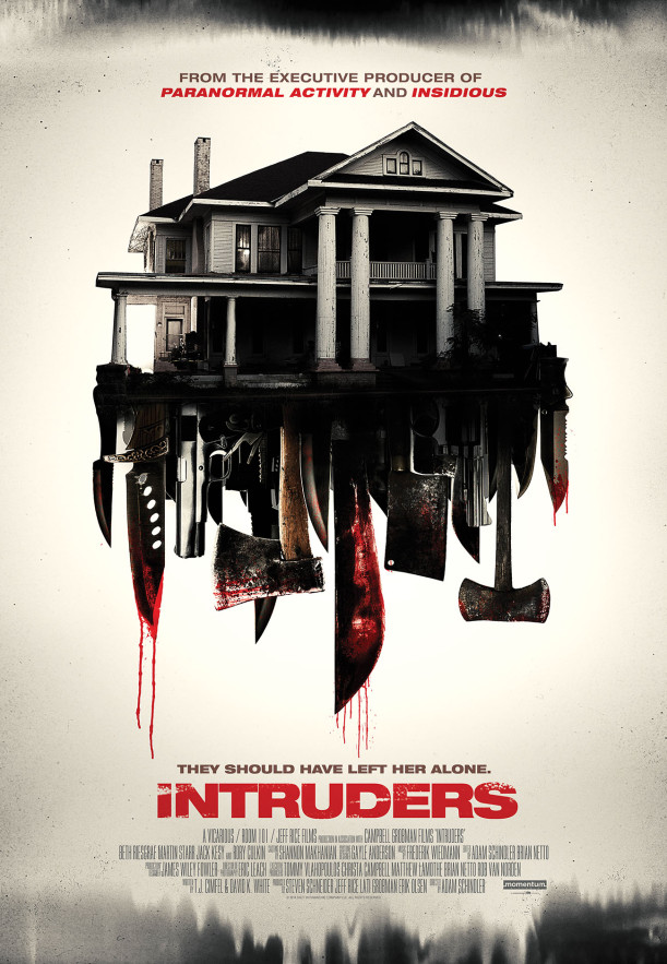 These 'Intruders' Picked the Wrong House