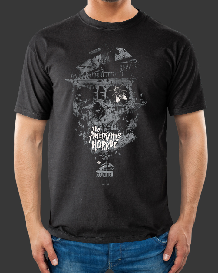 Exclusive Amityville and Poltergeist II Designs On Sale Now