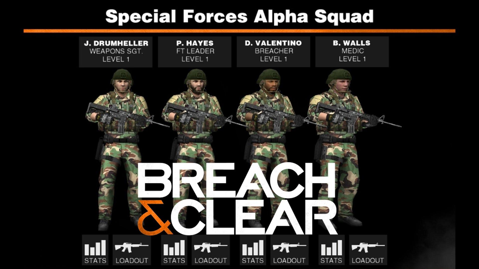 Breach & Clear on Steam