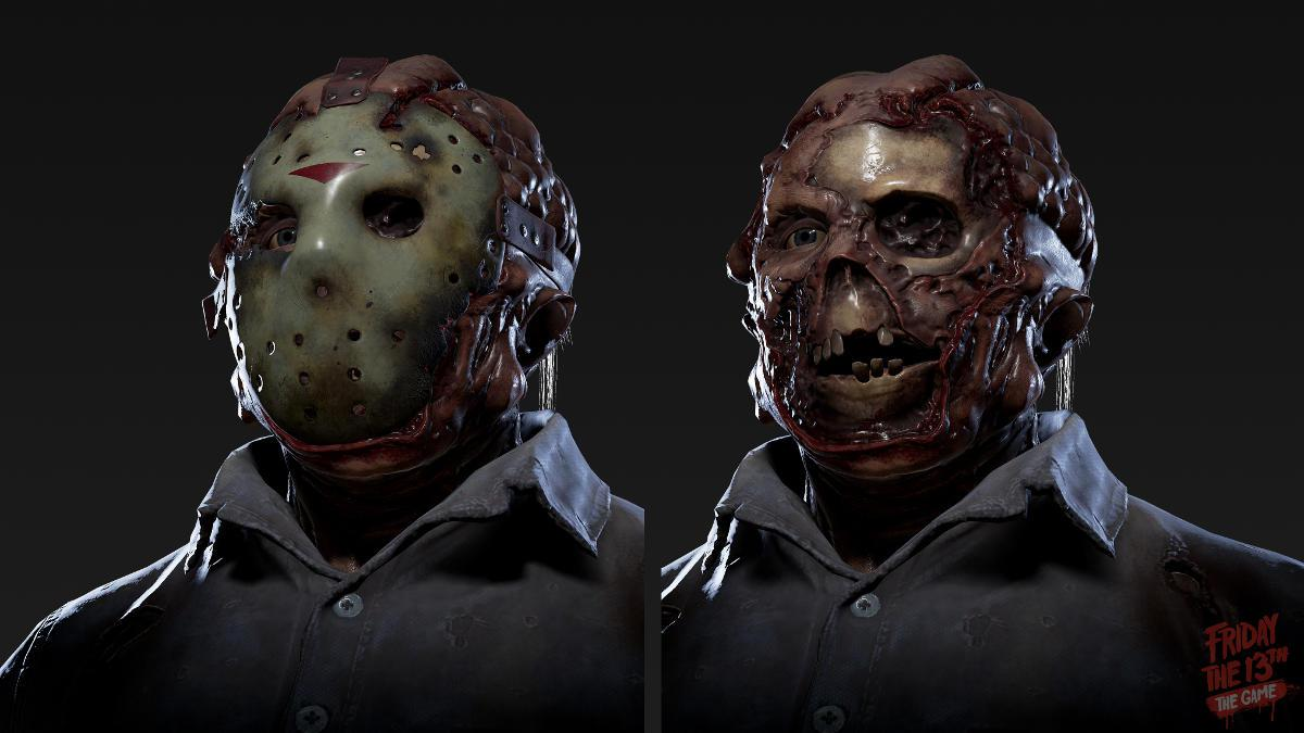 Friday The 13th Game Reveals Jason 9s Face For First Time