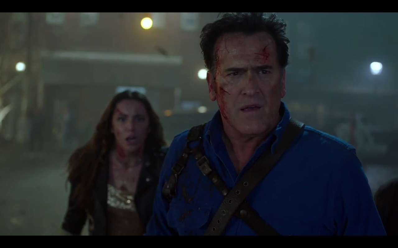 Bruce Campbell retires from playing Evil Dead's Ash Williams