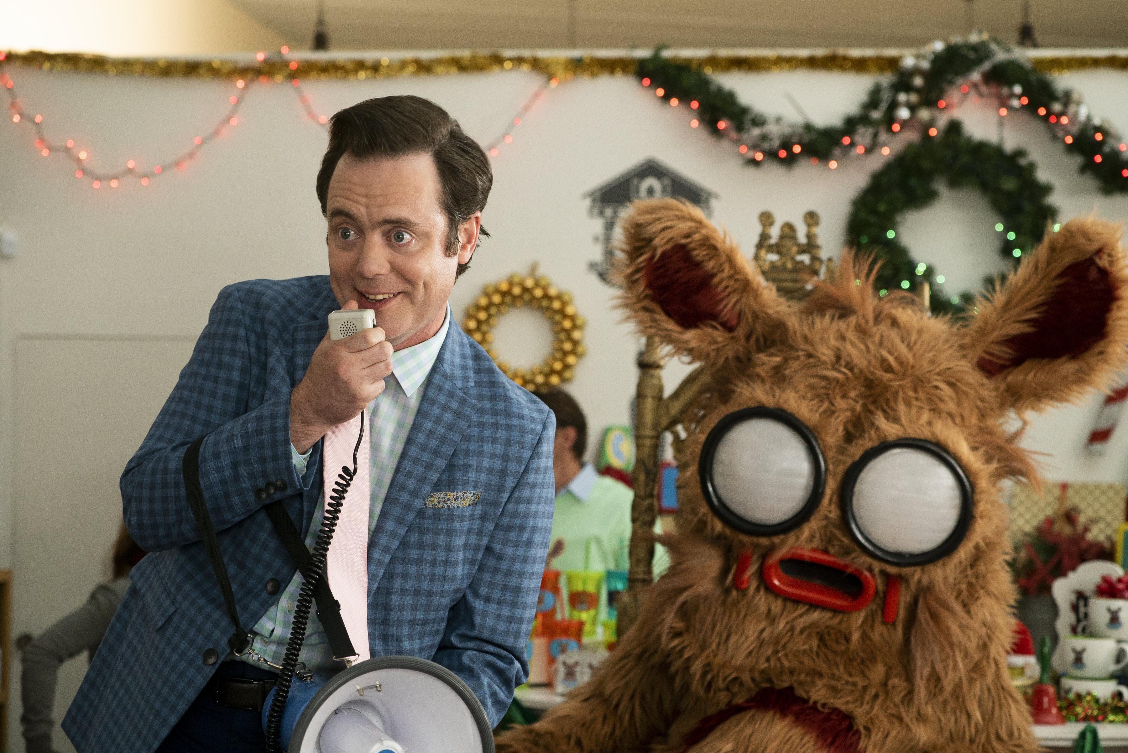 Pooka! Hulu brings a Dickens classic Into the Dark