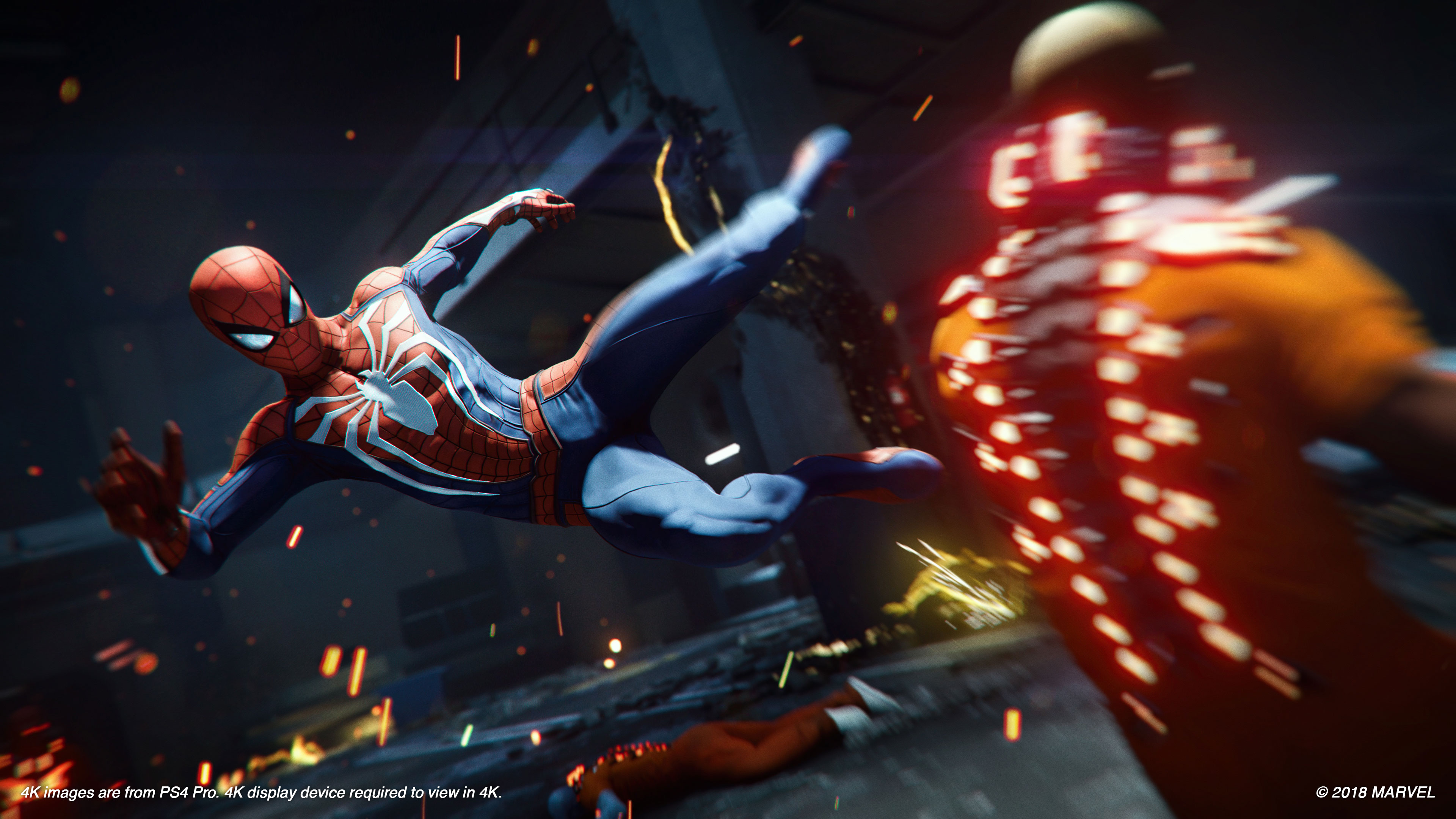 Review - Marvel's Spider-Man spins an intricate story, but