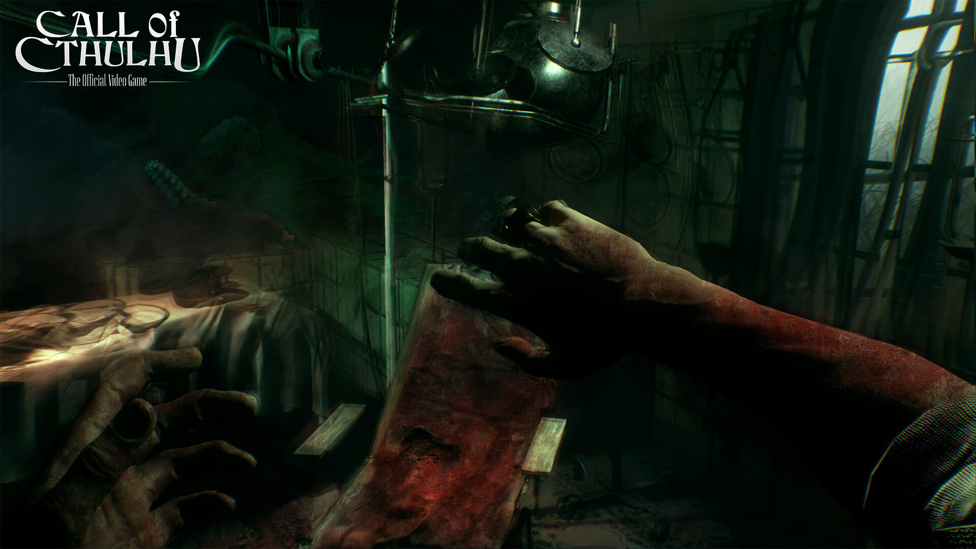 Game Review: Join the cult and hear the Call of Cthulhu